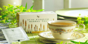 Belgium Aloe Blossom Herbal Tea Outlets