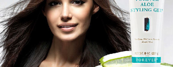 What are the benefits of using Aloe Hair Styling Gel?